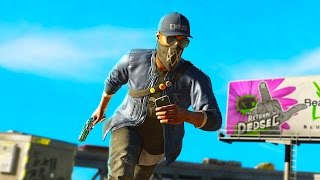 Download THE BEST FREEROAM GAME EVER! Watch Dogs 2 PC Lets Play (Watch Dogs 2 Funny Moments) Video