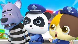 Download Policeman Keeps Everyone Safe   Doctor Cartoon, Fire Truck   Nursery Rhymes   Kids Songs   BabyBus Video