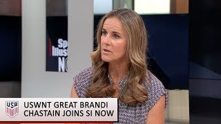 Download Brandi Chastain discusses the state of U.S. Women's Soccer Video