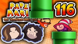 Download Paper Mario TTYD: Pipes n' Gears - PART 116 - Game Grumps Video