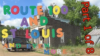Download Route 100 and St Louis | 1 of 8 | Linn to Morrison via Route 100 Video