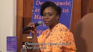 Download Chimamanda Ngozi Adichie, ″Dear Ijeawele″ (with Audie Cornish) Video