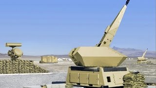 Download Oerlikon 35mm Skyshield Air Defence System Video