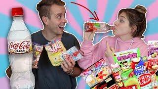 Download Asia Candy Challenge - Durchsichtige Coca-Cola 😲 | Bibi Video