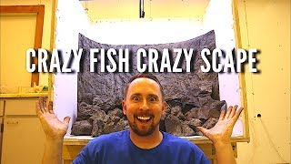 Download Scaping a tank for a CRAZY MIX of Cichlids | Jay Wilson Video