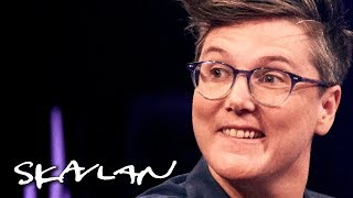 Download Hannah Gadsby on getting diagnosed with autism: – It really made a lot of sense | SVT/TV 2/Skavlan Video