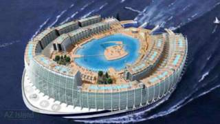 Download Unbelievable Floating Architectural Structures Video