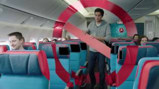Download Turkish Airlines Safety Video with Zach King 03 nov Video