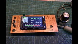 A 3 Band VFO using SI5351 and Arduino Free Download Video MP4 3GP