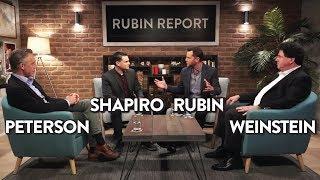 Download Jordan Peterson, Ben Shapiro, Eric Weinstein, and Dave Rubin LIVE! Video