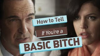 Download How To Tell if You're a Basic Bitch Video