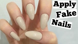 Download How To Apply Fake Nails (Tips to make it easy!) | Make it Fancy | Fiona Frills Video