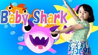 Download BABY SHARK DANCE - Dzakira Fun | Anak kecil Baby Shark Dance Lucu Video
