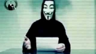 Download Anonymous aniquilará Facebook este 05 de noviembre 2011 Video