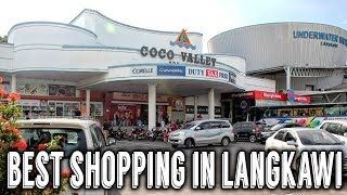 Download Shopping in Langkawi: 10 Best Places | Malaysia Video
