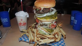 Download $1500 Whammy Burger Challenge Record | Randy Santel Video