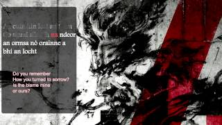 Download Metal Gear Solid - The Best is Yet to Come with Lyrics Video
