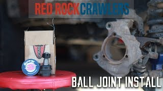 Download Jeep Wrangler Ball Joint Replacement Video