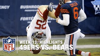 Download 49ers vs. Bears | Week 13 Highlights | NFL Video