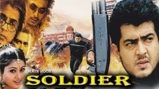 Download Main Hoon Soldier - Full Length Action Hindi Movie Video