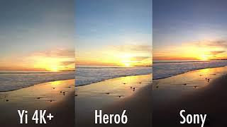 Download GoPro Hero6 4K Image Comparison (vs Sony X3000R vs Hero5 vs Yi 4K+) Video