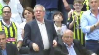 Download Aziz Yıldırım ve taraftarları: ″Ali İsmail Korkmaz,Fenerbahçe Yıkılmaz !″ Video