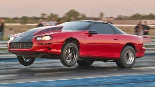 Download 98mm Turbo Camaro with a NASTY 2-Step! Video