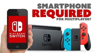 Download Nintendo Switch: Smartphone App REQUIRED for Online? - The Know Game News Video