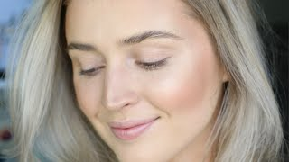 Download The ULTIMATE Bronzed & Glowing Foundation Routine Video