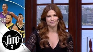 Download Rachel Nichols: Steph Curry's impact greater than awards can measure | The Jump | ESPN Video