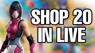 Download SHOP 20 LUGLIO IN LIVE ASPETTIAMO LO SHOP INSIEME + SERVER PRIVATI + PROVINI Video