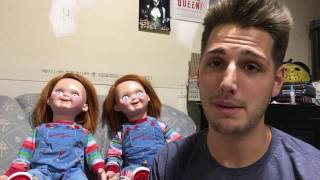 Download Good Guy Dolls Child's Play Lifesize Chucky Doll Video