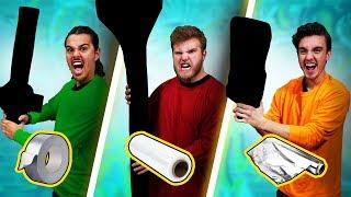 Download Build The BEST DIY Weapon Challenge! Video