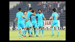 Download INDIA U23 vs TURKMENISTAN U23 - AFC U23 CHAMPIONSHIP 2018 QUALIFIERS Video