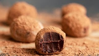 Download Easy Chocolate Truffles 4 Ways Video