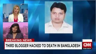 Download ANANTA BIJOY DAS: Yet Another Bangladeshi Freethinker Blogger HACKED TO DEATH Video