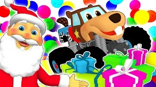 Download SUPER CIRCUS 3D Christmas Party | Children's Christmas Song, Busy Beavers Xmas Ball Pit Show & More Video