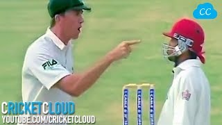 Download McGrath Sledging Shouting Screaming Pointing Finger But nothing worked at the End !! Video