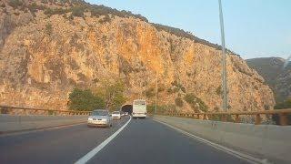 Download A-1 Demir Kapija - Gevgelija (MK/GR) / Macedonia Video