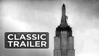 Download King Kong (1933) Official 1938 Re-Release Trailer - King Kong Movie Video