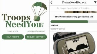 Download 'Troops Need You' enables military assistance Video
