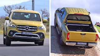 Download Mercedes X-Class (2018) Off-Road and Track Test [YOUCAR] Video