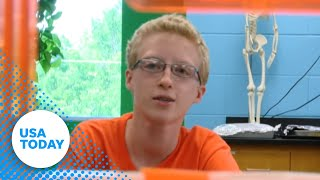 Download Boy's science fair project turns into more than a grade Video