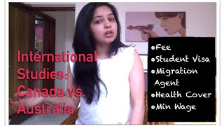 Download International Student in Canada vs. Australia Video