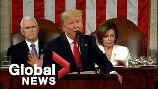 Download State of the Union 2020: President Donald Trump delivers annual address | FULL Video