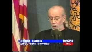 Download George Carlin - National Press Club [complete] Video