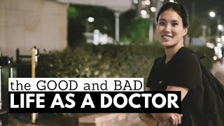 Download LIFE AS A DOCTOR: the GOOD and the BAD (my 1st month experience) Video