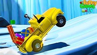 Download МАШИНЫ МОНСТРЫ #7 Игровой мультик про машинки танки тачки для детей мульт гонки на машинах MMX Video