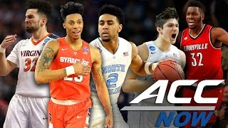Download Way Too Early Top 5 ACC Basketball Teams For 2016-17 Season Video