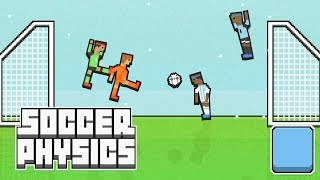 Download Playing Soccer Physics (iPad/iOS/Android Gameplay) (KID GAMING) Video